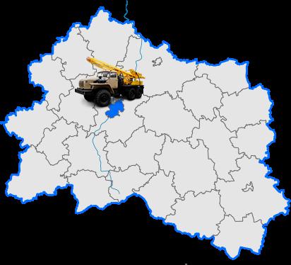 map orel