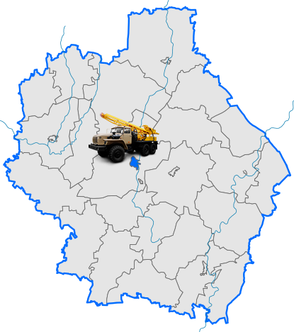 map tambov