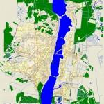 Карта-Воронежа