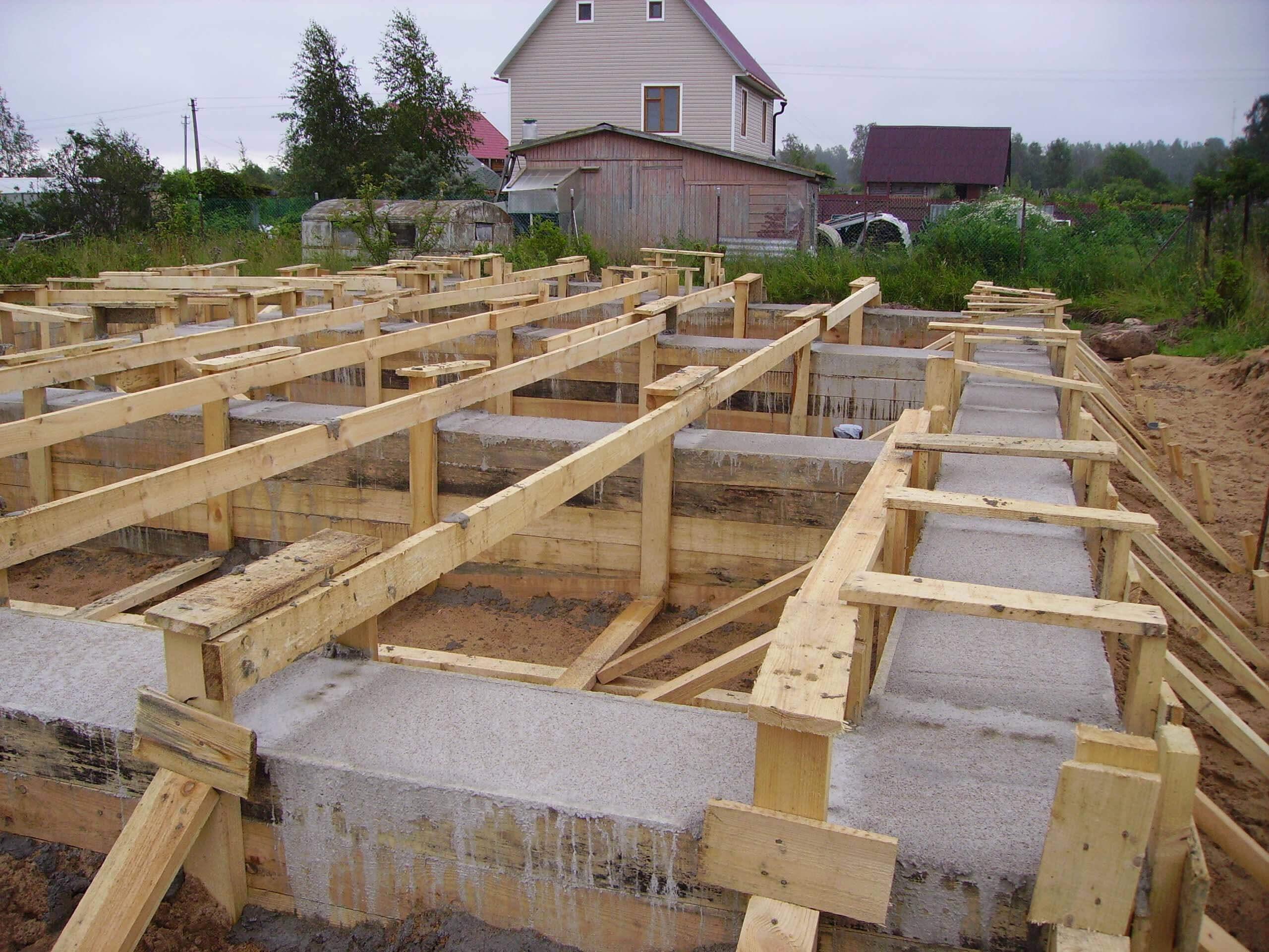 Геология для реконструкции здания