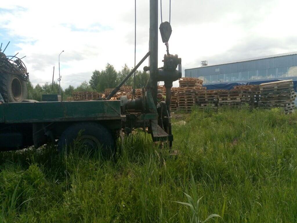 георазведовательных мероприятий в Воронеже