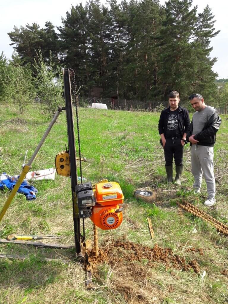 Экологическое обследование участка